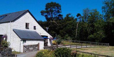 Bryniau Pell Cottage