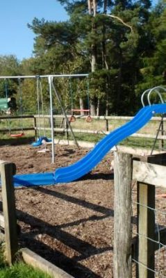 Brecon Holiday cottage Play area