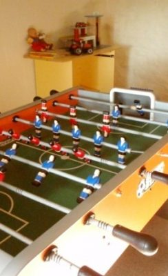 Brecon Holiday Cottage play room